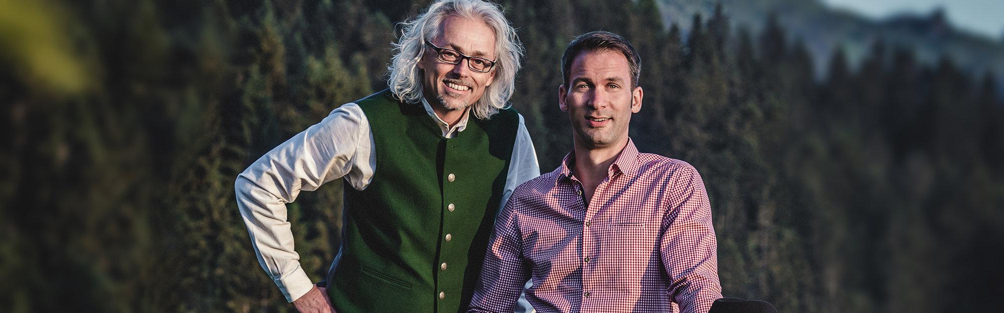 Bernhard Patter & Steffen Schock