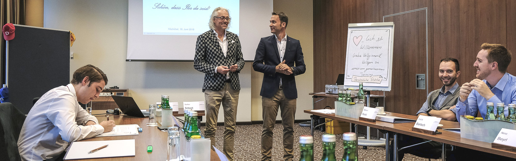 diavendo - Bernhard Patter & Steffen Schock - Training, Coaching & Persönlichkeitsentwicklung